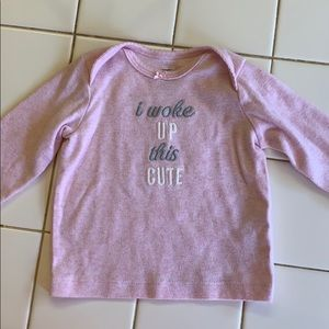 Other - Long sleeve shirt